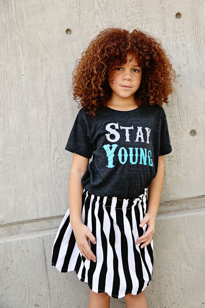 Stay Young Shirt
