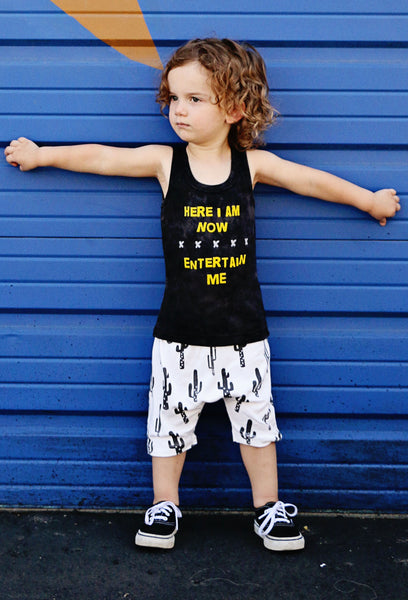 Smells like Kid Spirit Vintage Tank - Still Rad Clothing  - 2
