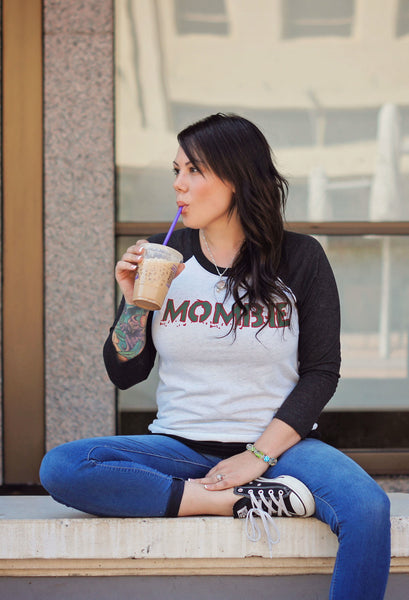 Mombie™ Logo Costume Tee - Still Rad Clothing  - 2