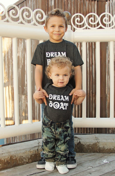 Dream Boat Shirt - Still Rad Clothing  - 2