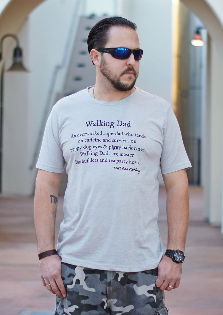 Walking Dad Defined Shirt