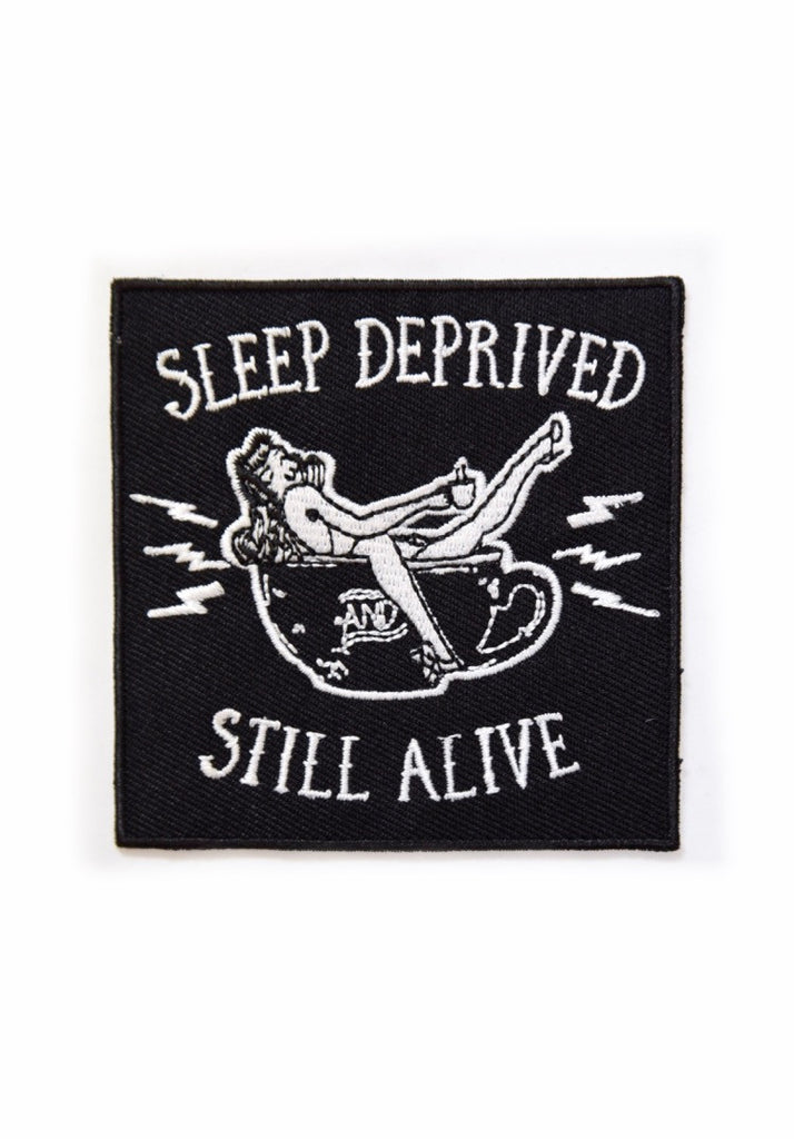 Sleep Deprived and Still Alive™ Patch