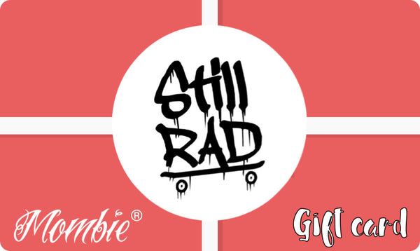 Gift Card - Still Rad Clothing