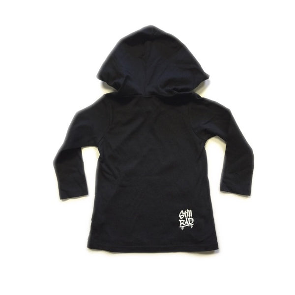 Protège Moí Lightweight Hooded Pullover - Still Rad Clothing  - 2