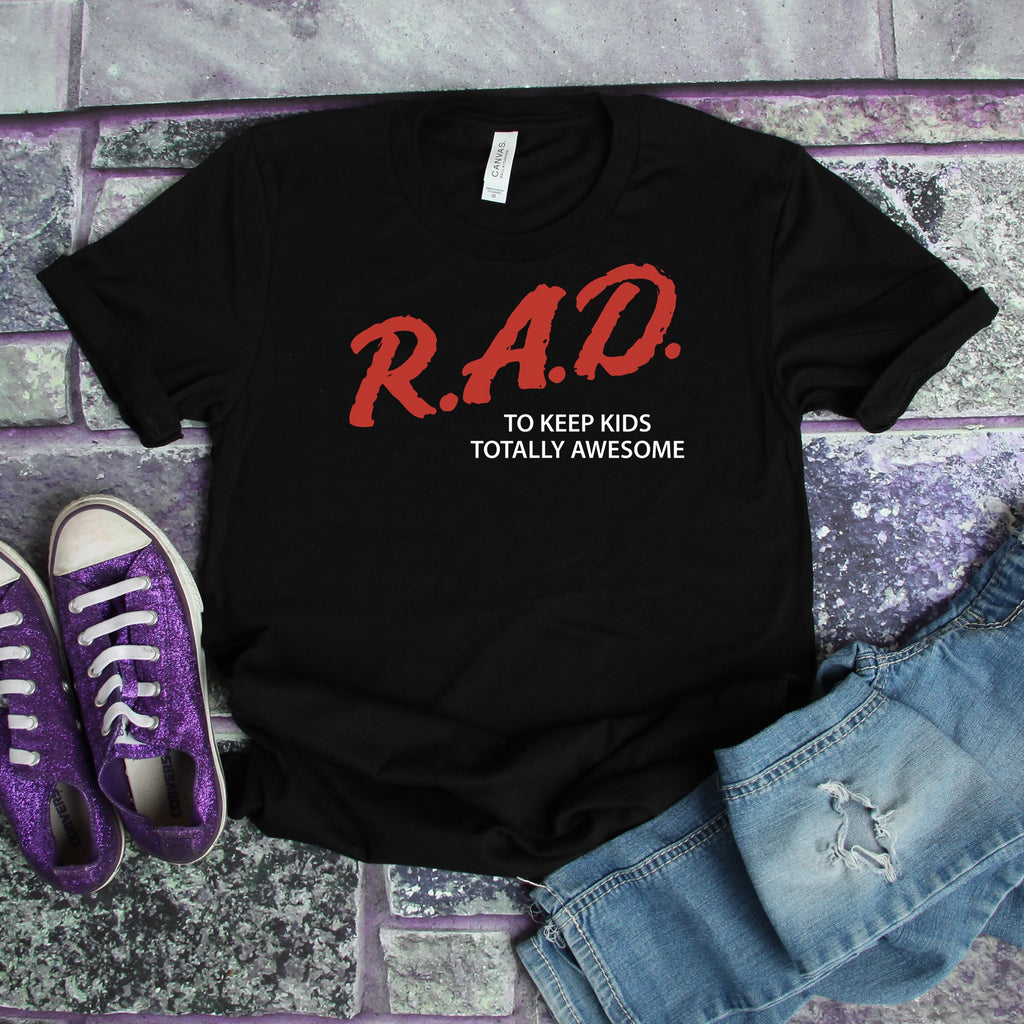 Dare to Be Rad Child Tee {2 colors}