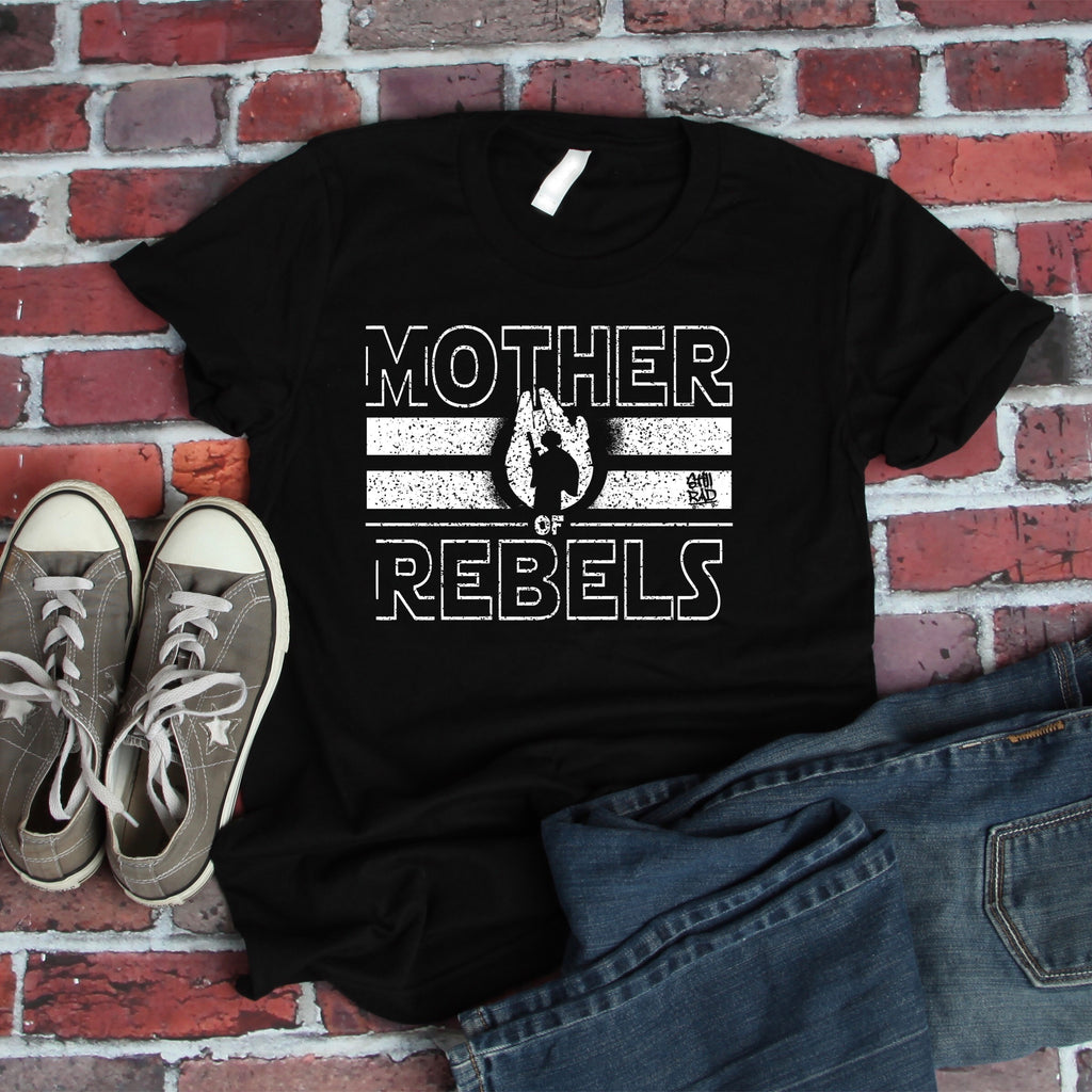 Mother of Rebels Unisex Fit Shirt