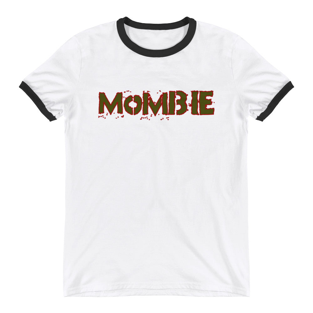 Mombie Costume Shirt Unisex Fit
