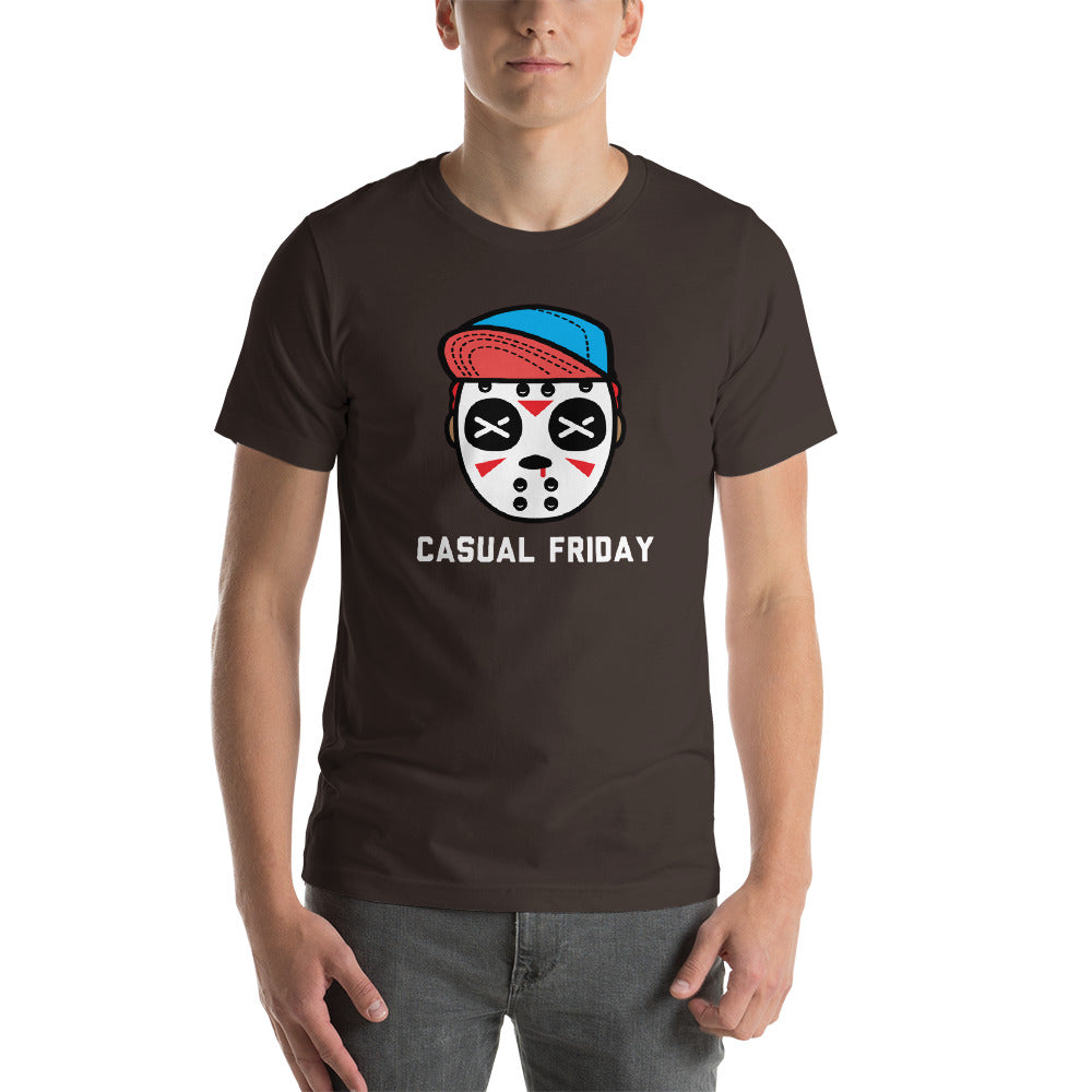 Casual Friday 13 Unisex Shirt {Multiple Colors}