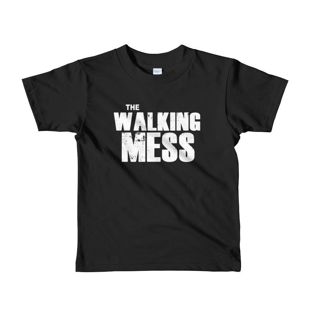 The Walking Mess Limited Edition Kid Tee