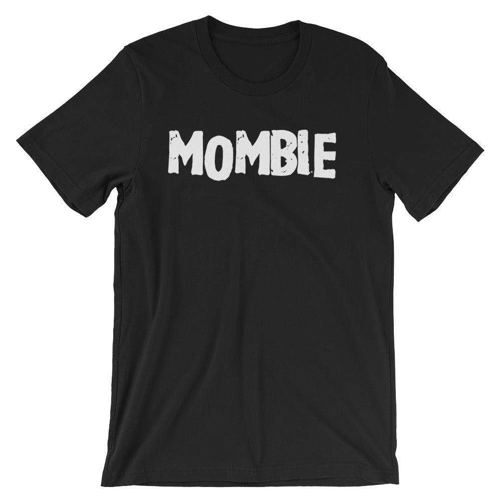 Mombie® Logo Limited Edition Unisex Tee (Multiple Colors)