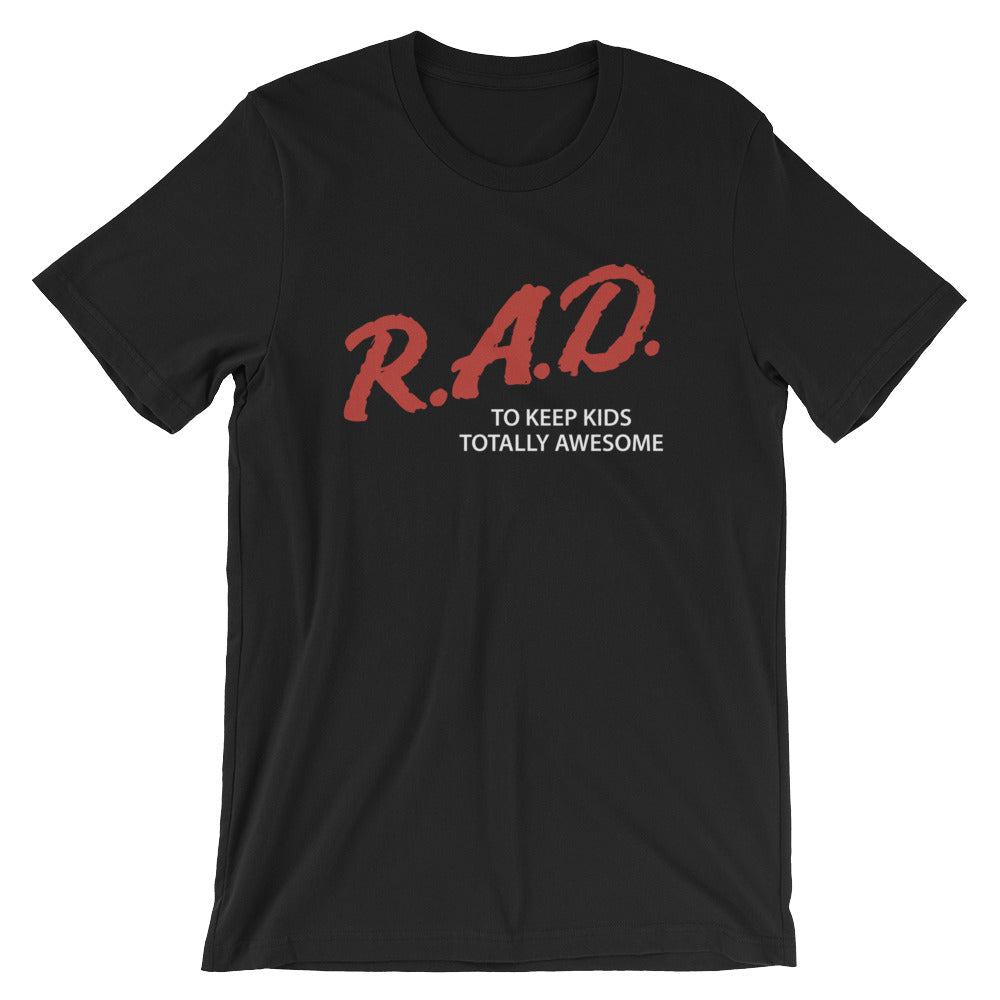 Dare to be Rad Adult Unisex Tee {2 Colors}
