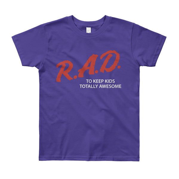 Dare to be Rad Youth Tee