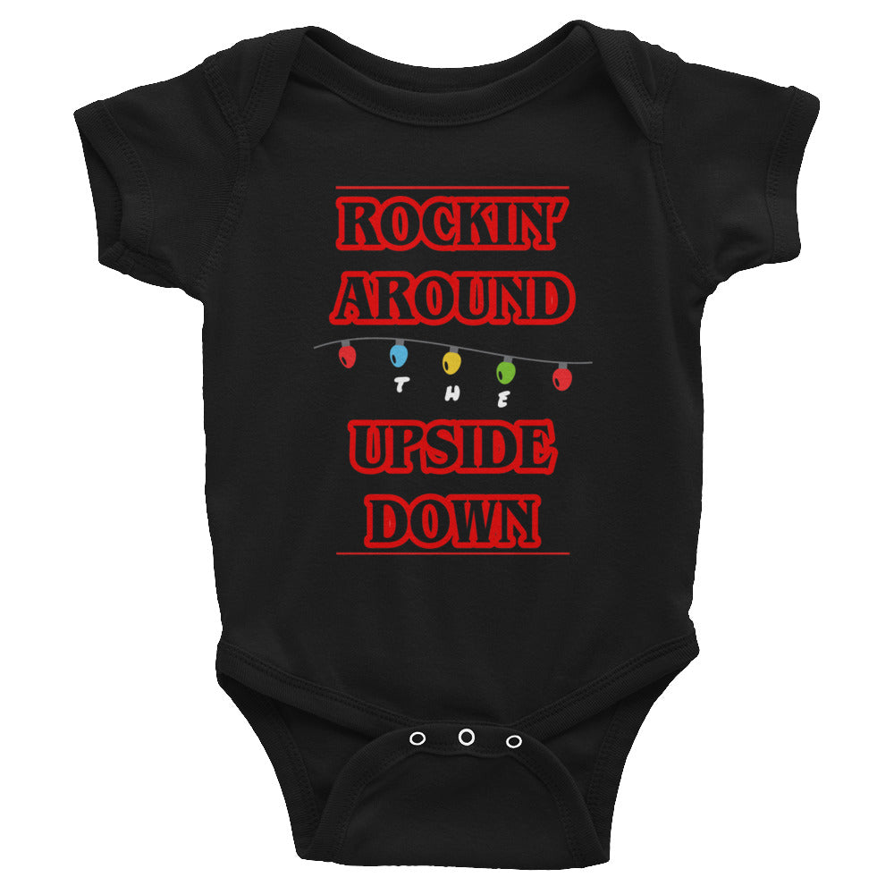 Rockin' Around the Upside Down Infant Bodysuit