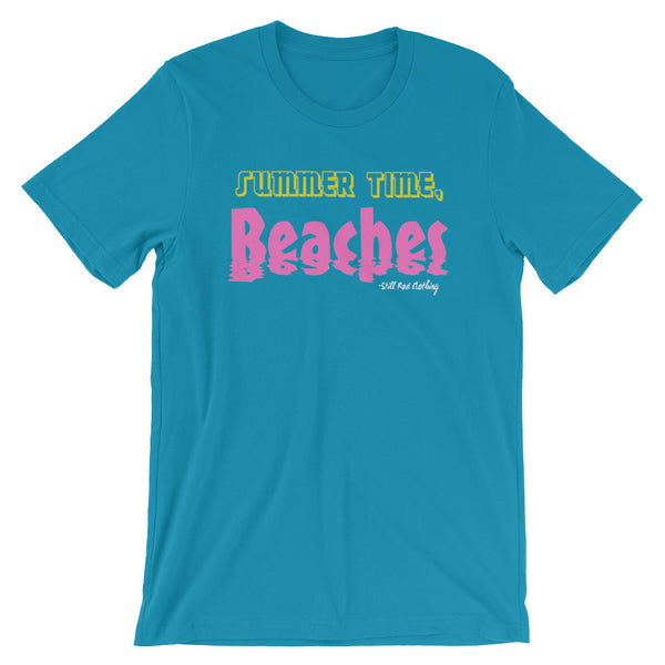 Summer Time, Beaches Unisex Shirt