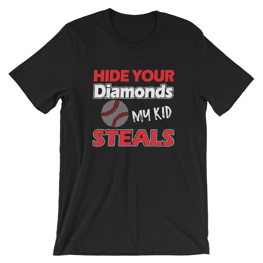 Hide Your Diamonds Unisex Shirt