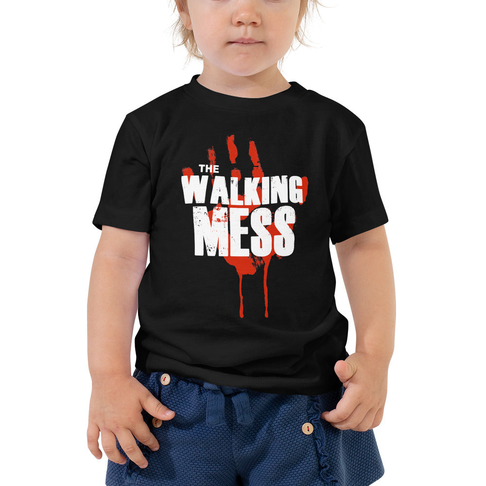 The Walking Mess Child Tee