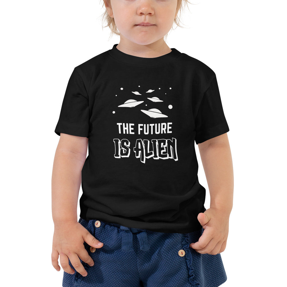 The Future is Alien Child Tee