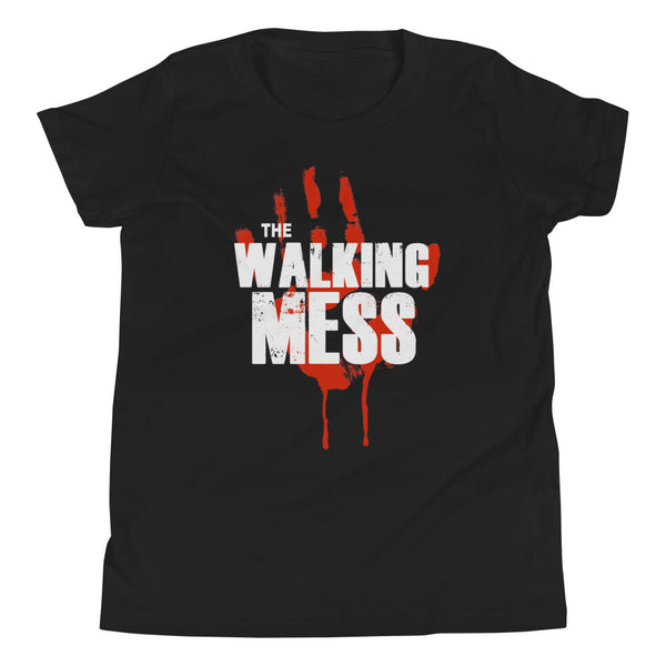The Walking Mess Youth Tee