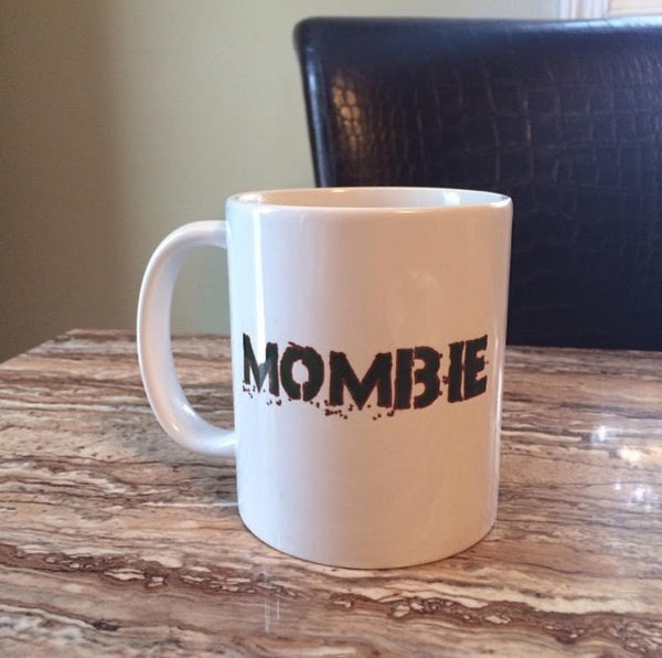 Mombie™ Logo Mug - Still Rad Clothing