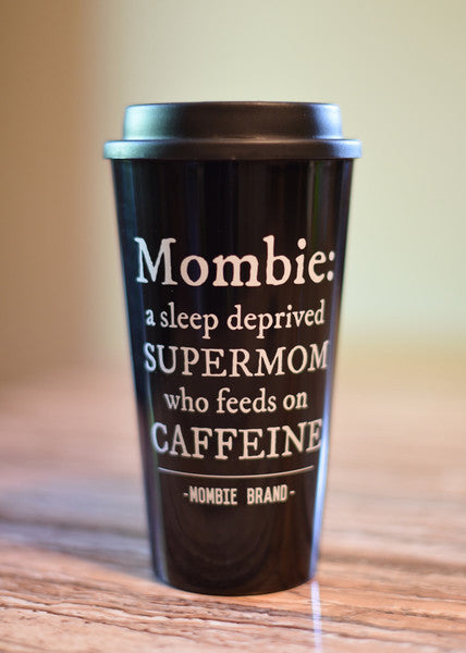 Mombie™ Travel Mug - Still Rad Clothing