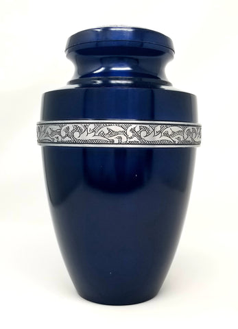 Grecian Berry Cremation Urn- IUAL162