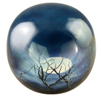 Midnight Moon Sphere of Life Cremation Urn - IUFH114