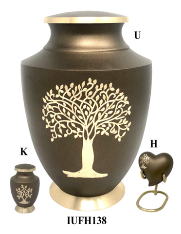 Solace Tree Cremation Urn- IUFH138