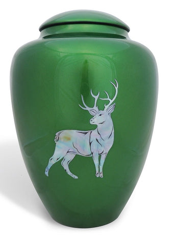 Shell Art Deer- IUFM110