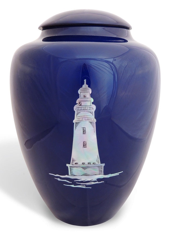 Shell Art Lighthouse - IUFM111