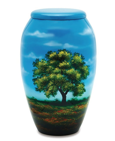 Hand Painted Tree - IUHP122