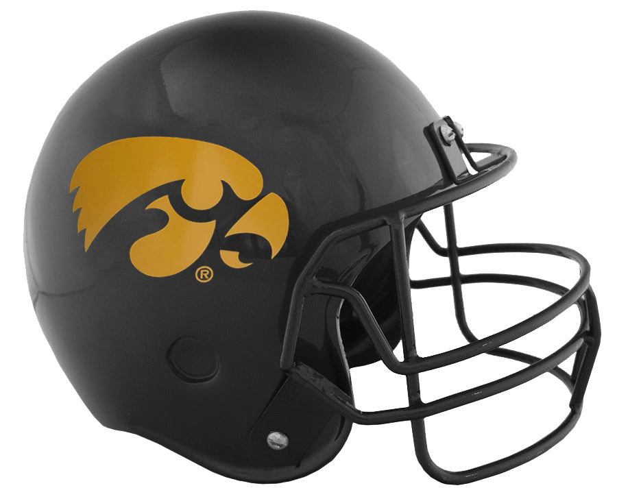 Football Helmet Iowa Hawkeyes Cremation Urn - IUIOWA102