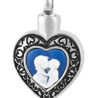 Mother & Child Heart Pendant- IUPN176