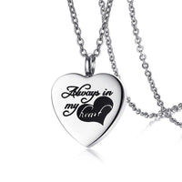 """Always in my Heart"" Pendant - IUPN217"