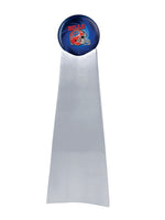 Championship Trophy Urn Base with Optional Buffalo Bills Team Sphere