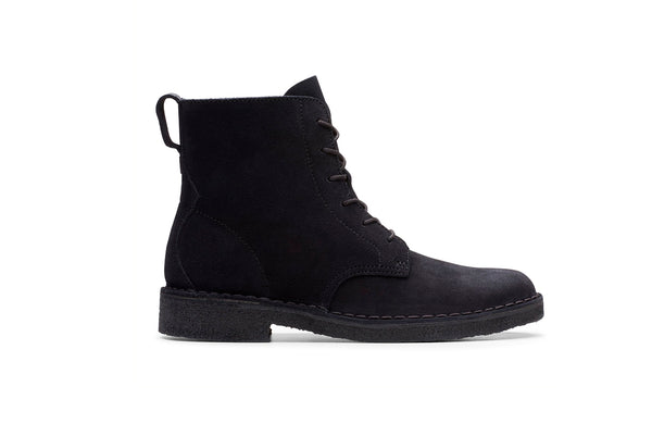 Clarks Originals Desert Mali Boot wms black suede