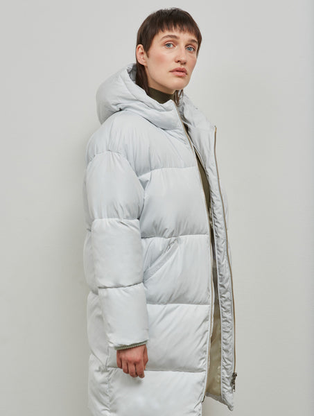 Embassy Elphin Down Coat off white