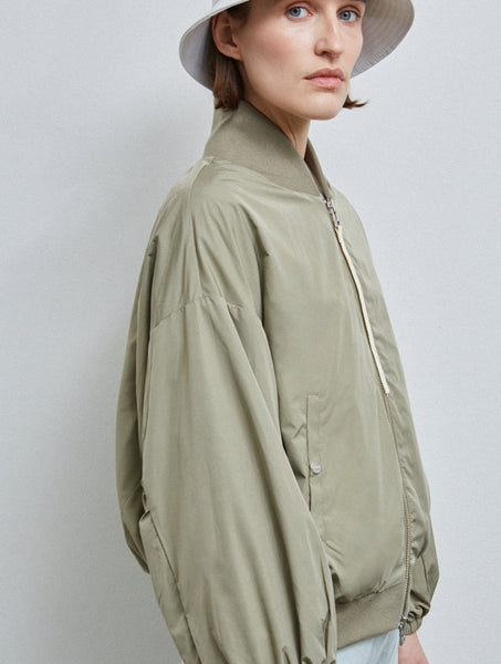 Embassy of Bricks and Logs Hastings Jacket pale olive
