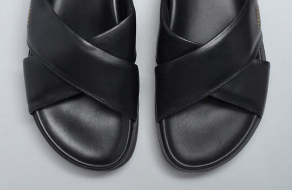 Copenhagen Studios CPH706 W's Sandal creepy sole vitello black