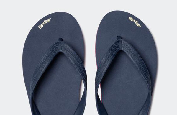 Flip Flop originals bold deep night / tango red