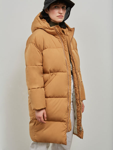 Embassy Elphin Down Coat brown sugar