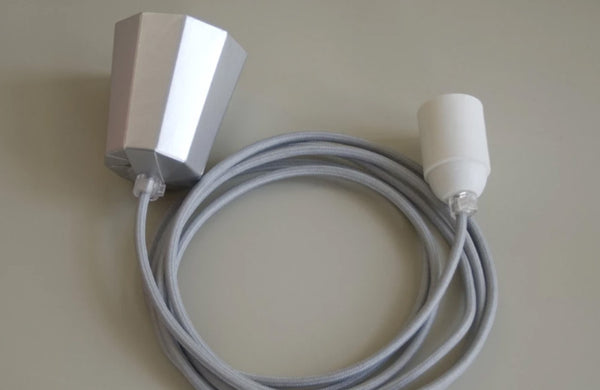KOLOR Cable Set silver