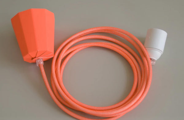 KOLOR Cable Set neon orange