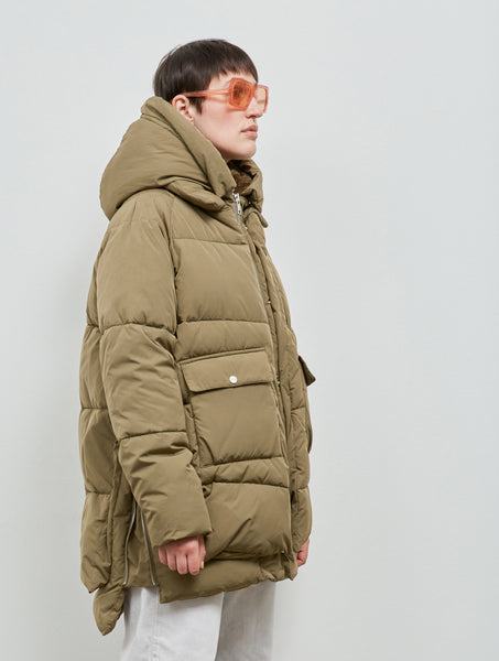 Embassy of Bricks and Logs Lyndon Down Jacket olive