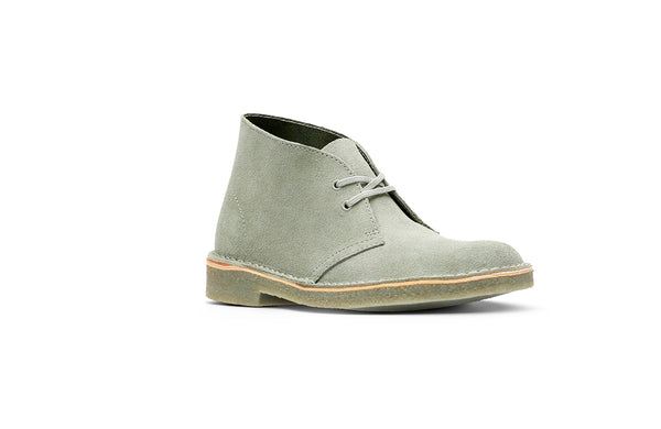 Clarks Originals Desert Boot grey suede