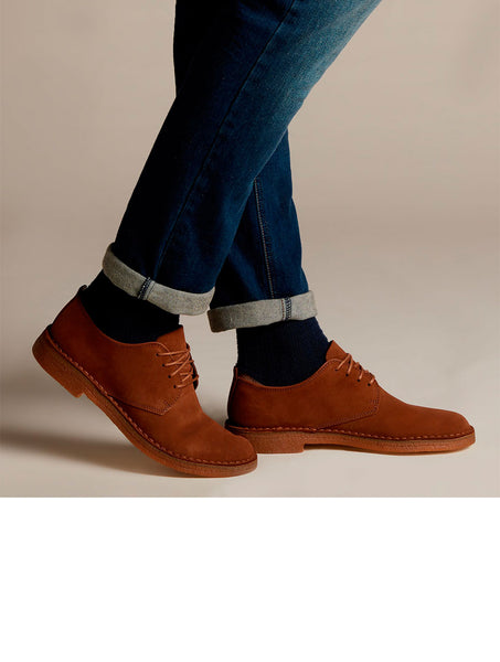 Clarks Originals Desert London cola (cognac)