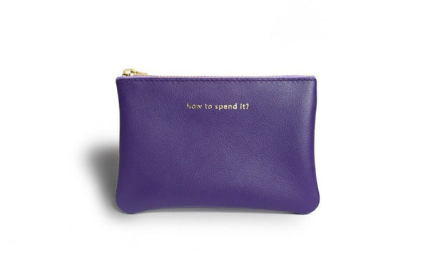 byB&K Etui xs purple HOW TO SPEND IT