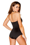 Holster Cutout Bodysuit - Rave Bodysuits & One Pieces, Roma - YourLamode