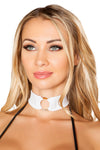 O-Ring Choker - Rave Chokers, Roma - YourLamode