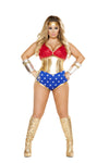 Mighty Comic Hero Costume - Costumes, Roma - YourLamode