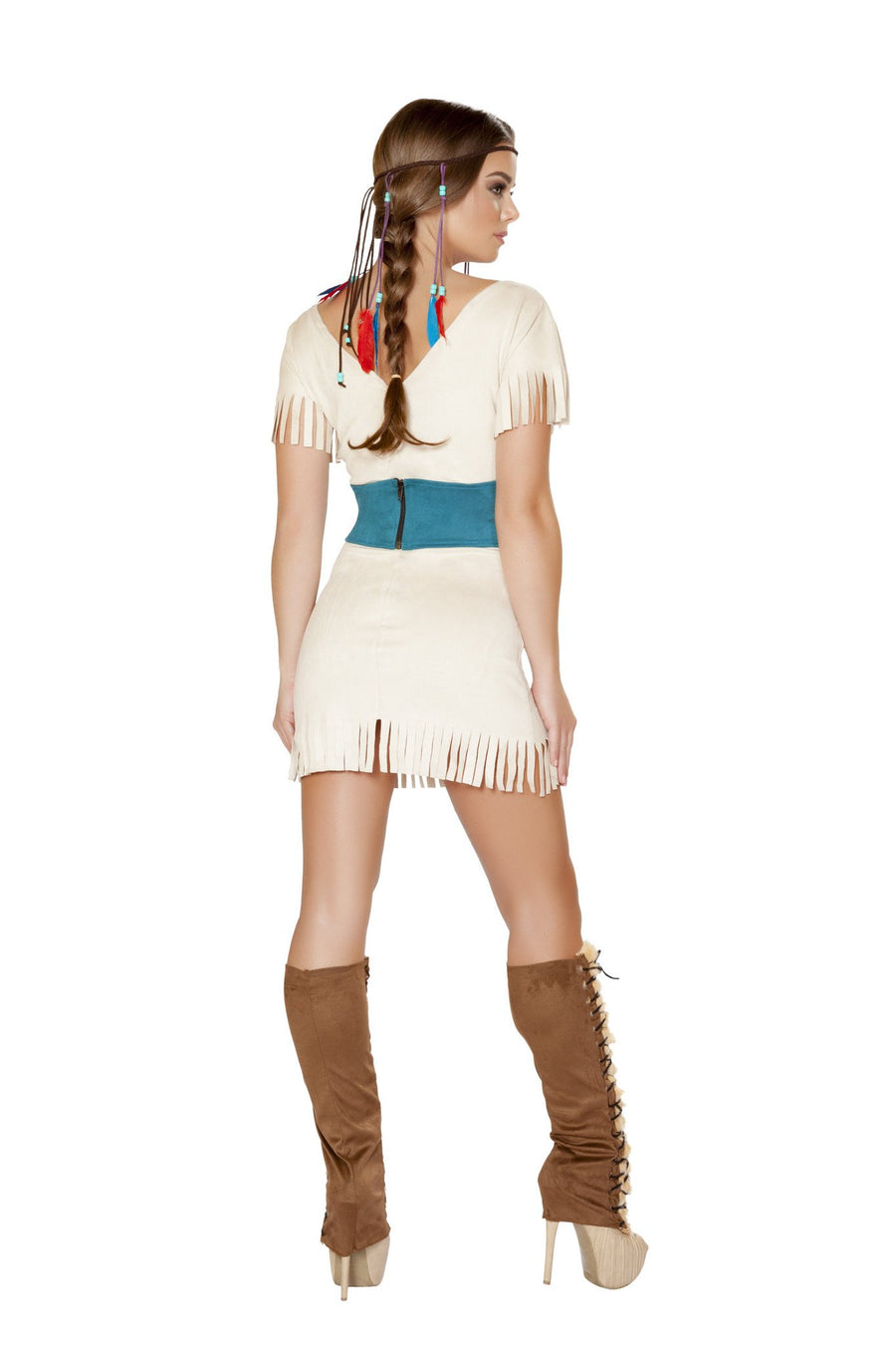 Tribal Babe Costume